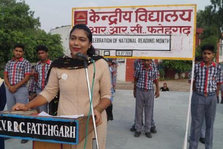 Kendriya Vidyalaya-Celebration