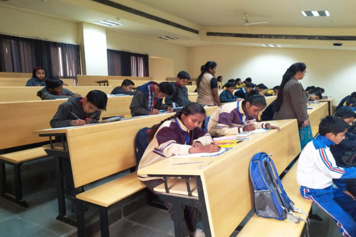Kendriya Vidyalaya-Examination Hall