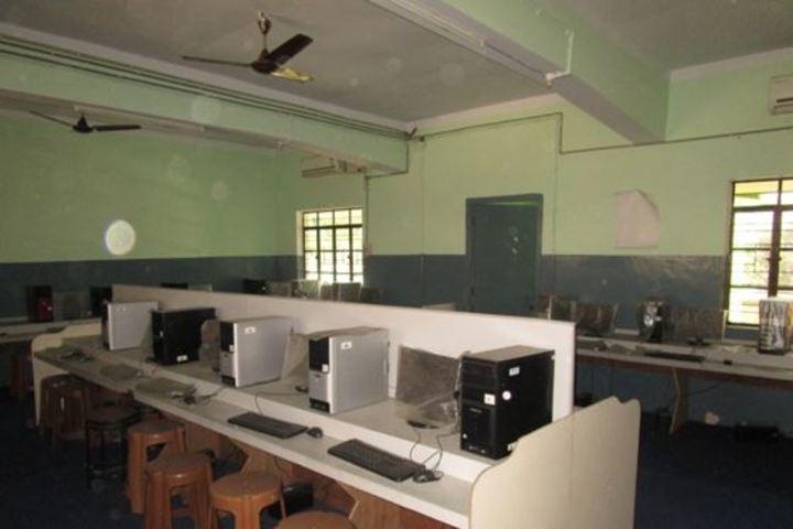 St Peters School English Medium-Computer Lab