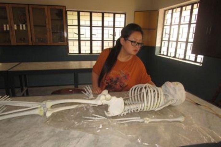 St Peters School English Medium-Skeleton
