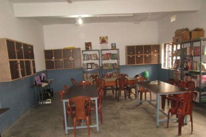 St Peters School English Medium-Staff Room