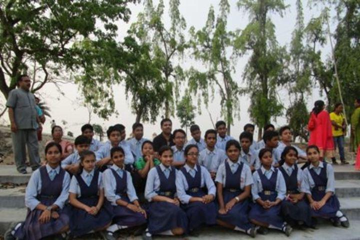 St Peters School English Medium-Students