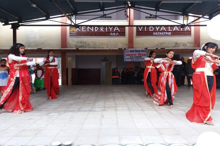 Kendriya Vidyalaya-Foundation Day Celebrations