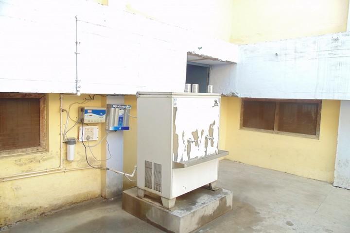Kendriya Vidyalaya-Drinking Water Facility