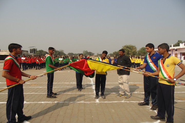 Kendriya Vidyalaya-Oath Taking