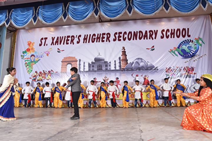 St Xaviers Senior Secondary School-Event