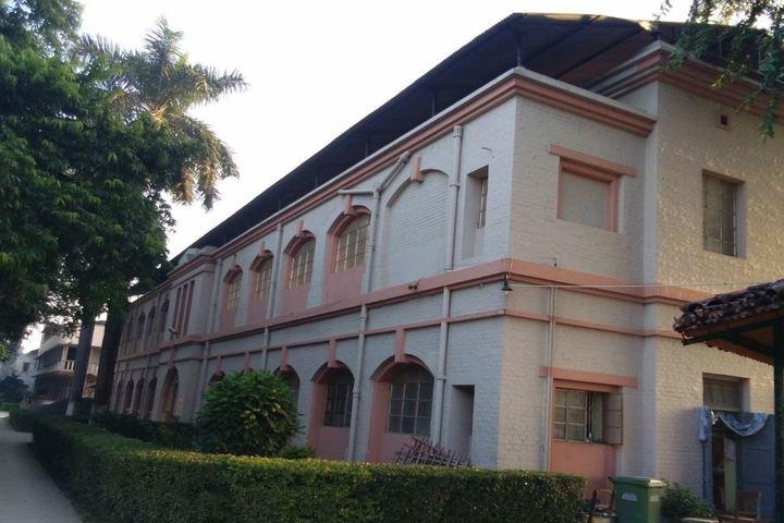 St Xaviers Senior Secondary School-School Building