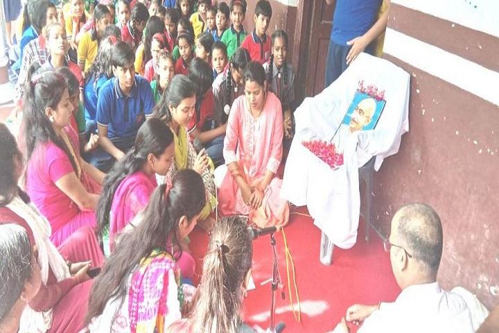 Kendriya Vidyalaya-Gandhi Jayanthi