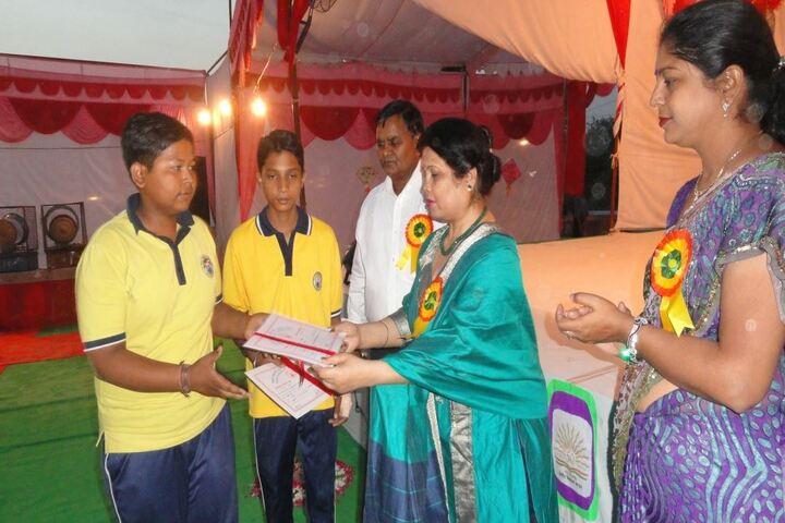 Kendriya Vidyalaya E B S-Achievement