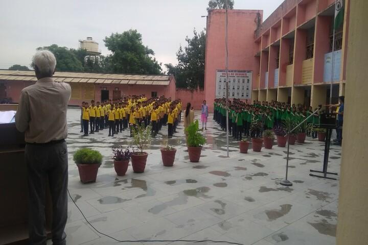 Kendriya Vidyalaya E B S-Assembly