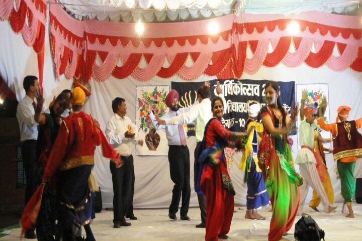 Kendriya Vidyalaya E B S-Celebrations
