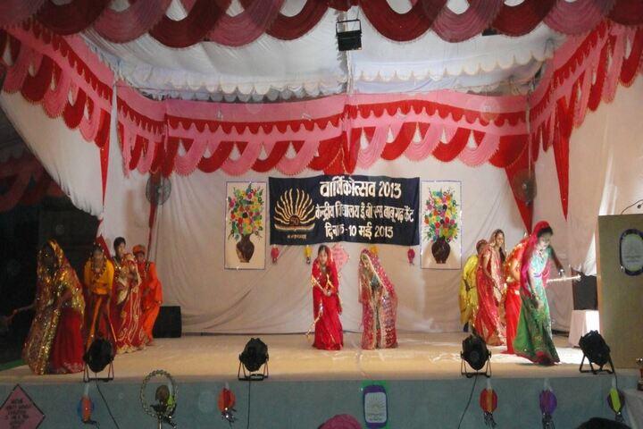 Kendriya Vidyalaya E B S-Dance