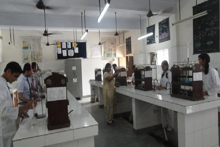 Kendriya Vidyalaya E B S-Chemistry Lab