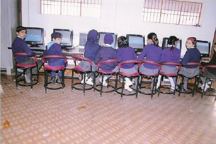 Kendriya Vidyalaya E B S-Computer Lab