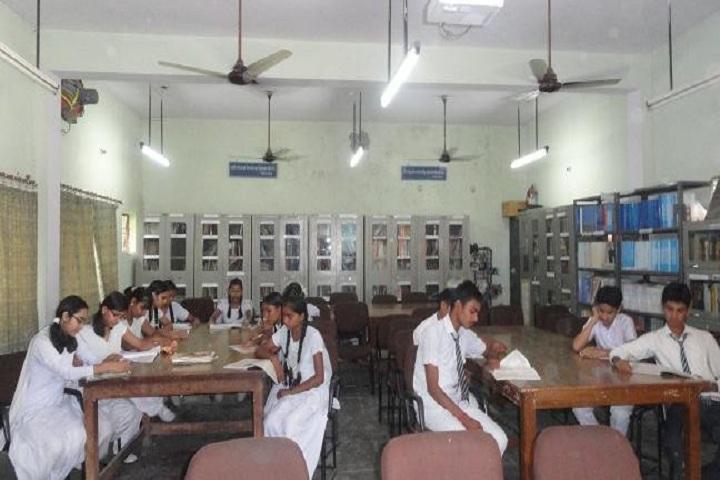 Kendriya Vidyalaya E B S-Library