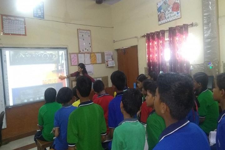 Kendriya Vidyalaya E B S-Smart Class