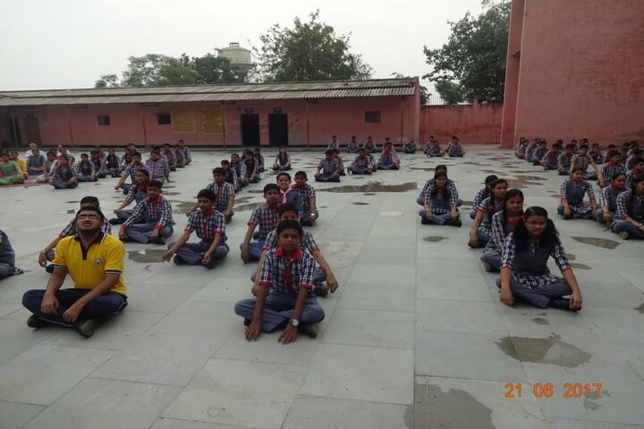 Kendriya Vidyalaya E B S-Yoga