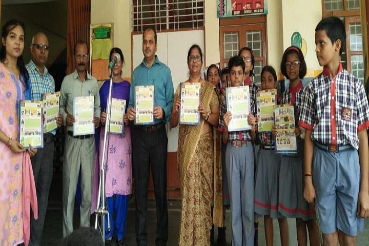 Kendriya Vidyalaya No 1-News Letter Publication