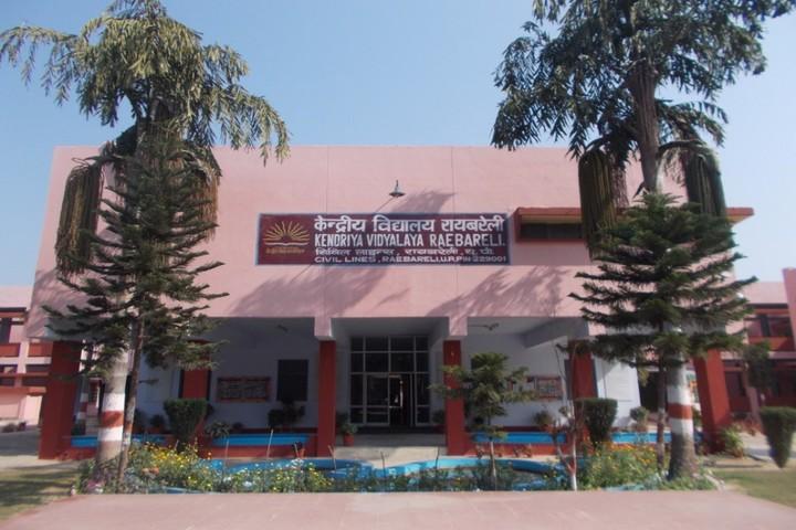 Kendriya Vidyalaya No 1-Campus Front View