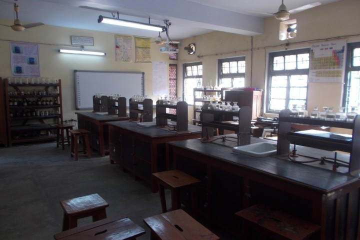 Kendriya Vidyalaya No 1-Chemistry Lab