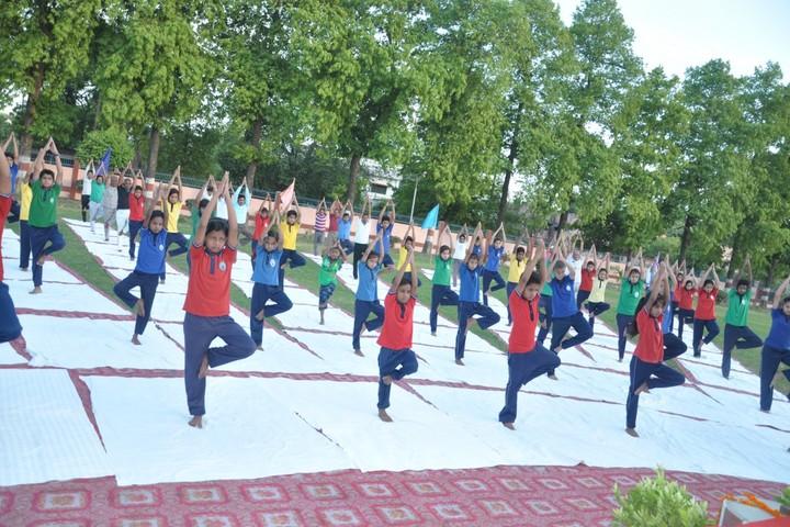 Kendriya Vidyalaya No 1-Yoga