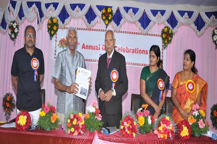 Dr Kondabolu Lakshmi Prasad Public School - Annual Day