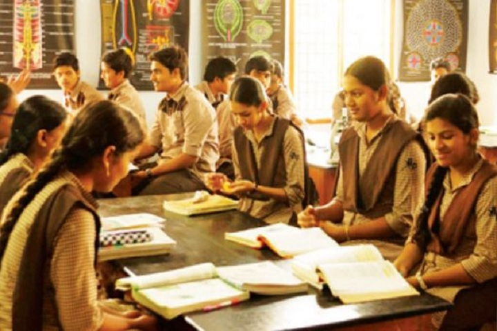 Dr Kondabolu Lakshmi Prasad Public School - Biology Lab