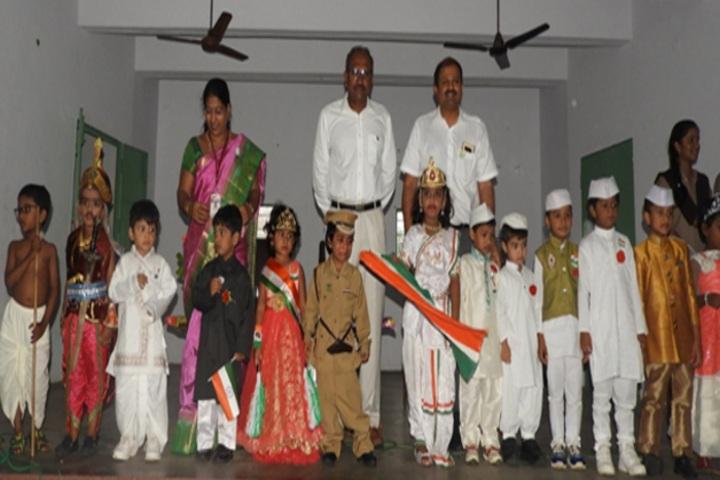 Dr Kondabolu Lakshmi Prasad Public School - Independence day