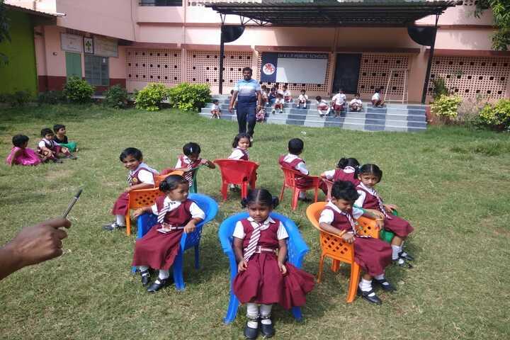 Dr Kondabolu Lakshmi Prasad Public School - Kids Play Area