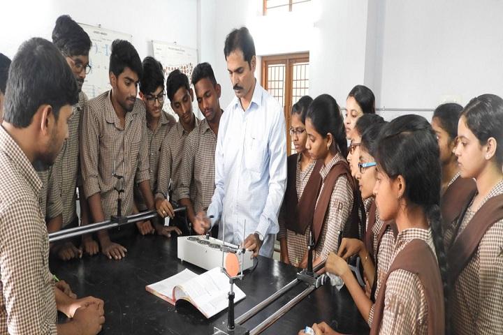 Dr Kondabolu Lakshmi Prasad Public School - Physics Lab