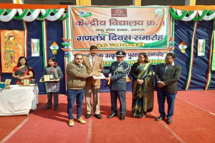 Kendriya Vidyalaya No 1-Independence Day Celebration