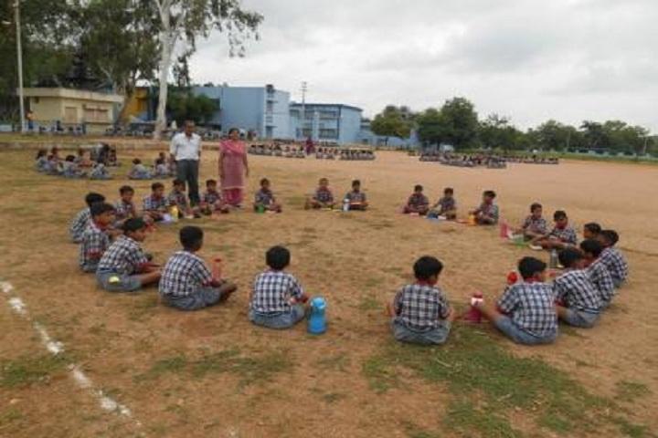 Kendriya Vidyalaya No 1-Sports Playground