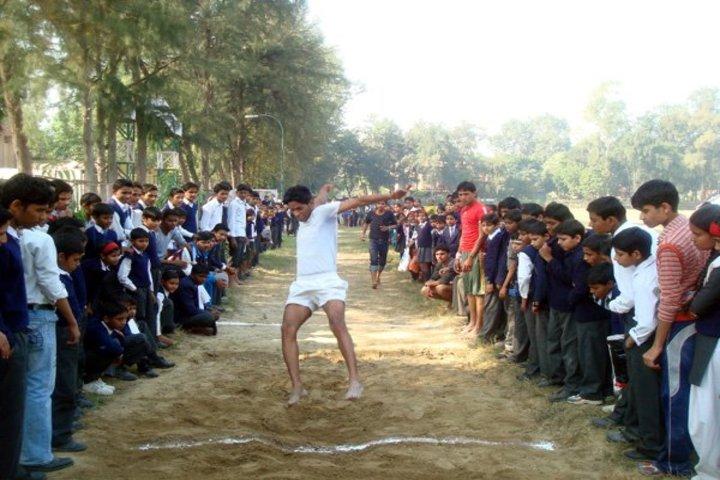 Kendriya Vidyalaya No 2-Sports Jump
