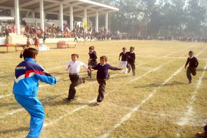 Kendriya Vidyalaya No 2-Sports Running