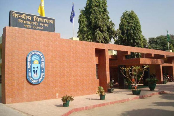 Kendriya Vidyalaya No 2-School Entrance
