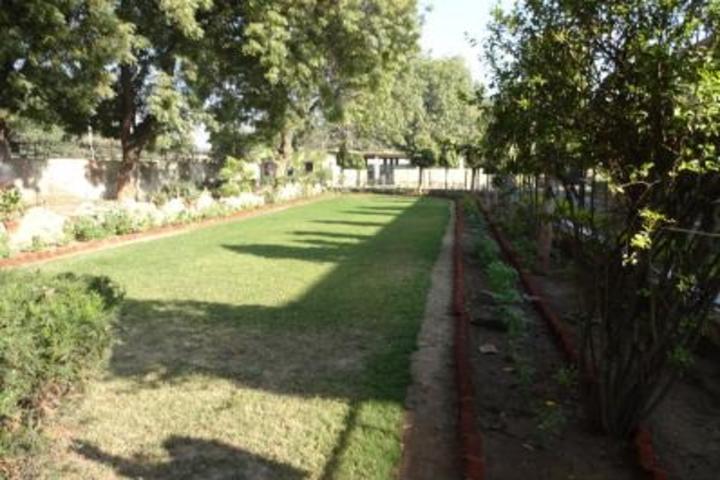 Kendriya Vidyalaya No 2-Campus Backside View