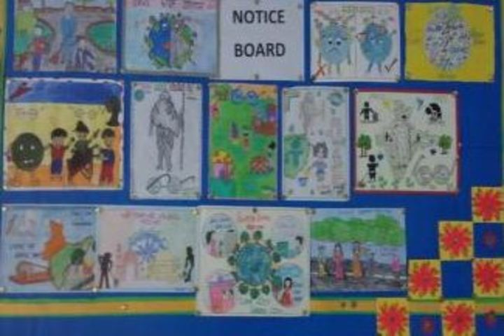 Kendriya Vidyalaya No 2-Notice Board