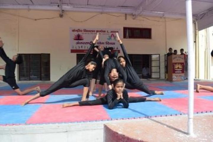 Kendriya Vidyalaya No 2-Yoga