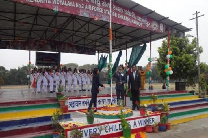 Kendriya Vidyalaya No 2-Republic Day