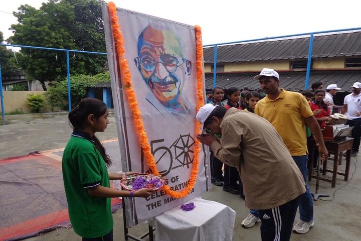 Kendriya Vidyalaya No 3-Gandhi Jayanthi