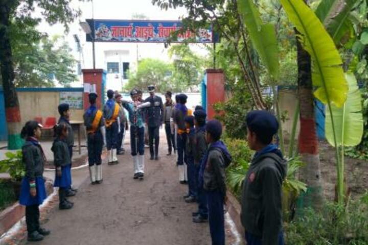 Kendriya Vidyalaya No 3-Scouts
