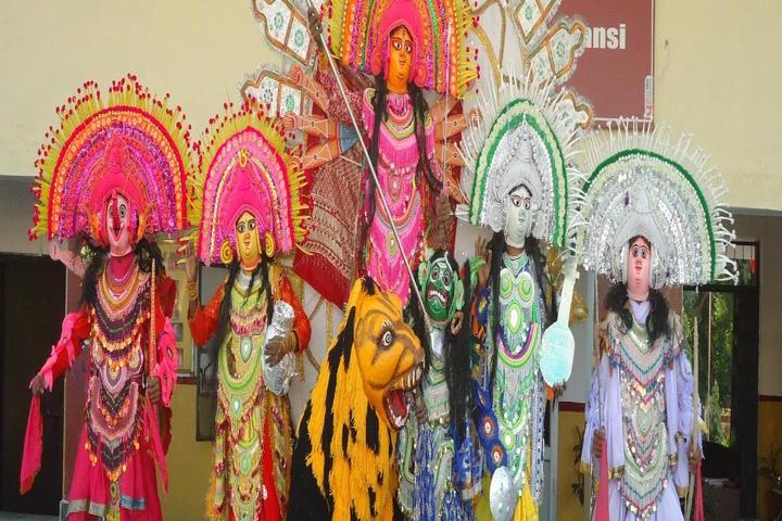 Kendriya Vidyalaya No. 3- Festival Celebration