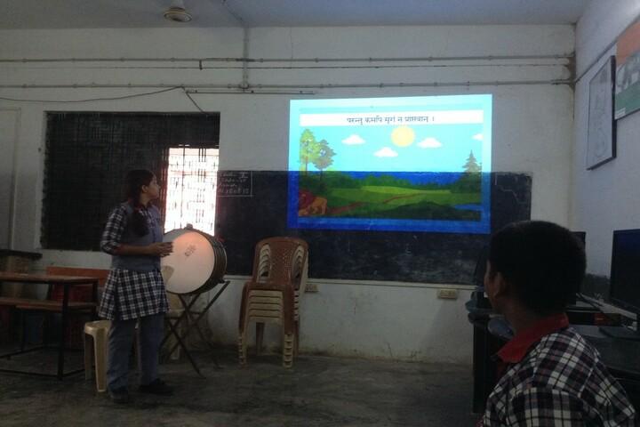 Kendriya Vidyalaya No 4-Smart Class