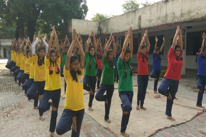 Kendriya Vidyalaya No 4-Yoga