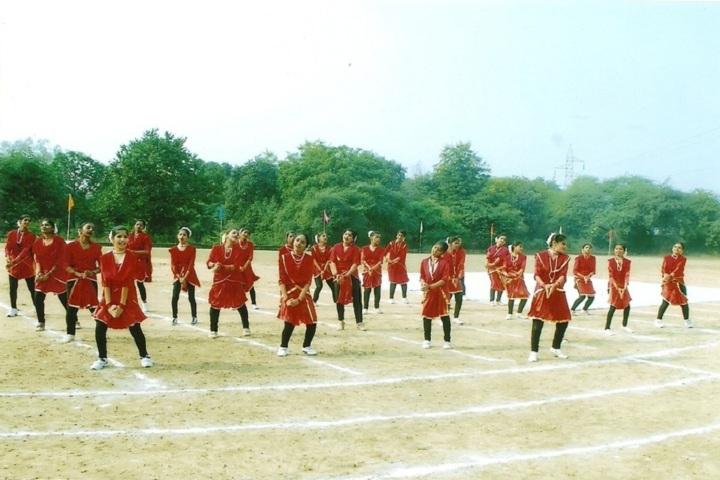 Keshari Devi Kanoria Vidya Mandir-Dance