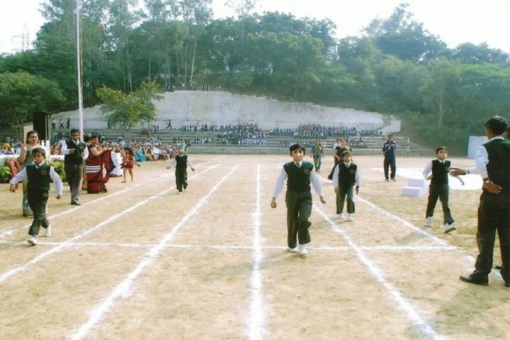 Keshari Devi Kanoria Vidya Mandir-Games
