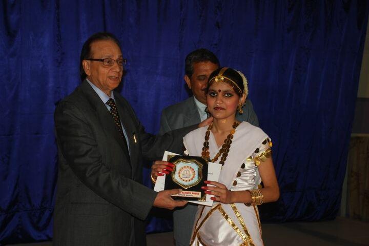 Keshari Devi Kanoria Vidya Mandir-Prize Distribution