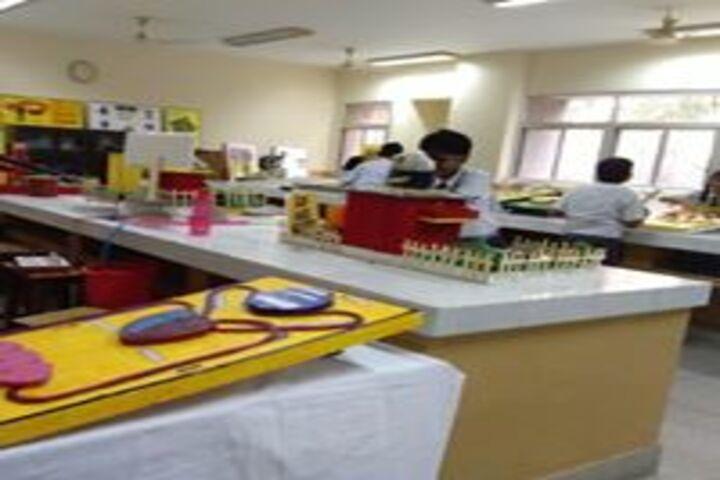 Keshari Devi Kanoria Vidya Mandir-Science Fair