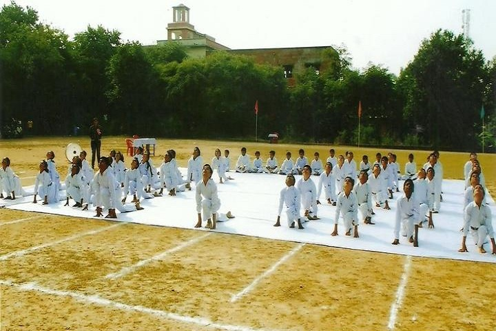 Keshari Devi Kanoria Vidya Mandir-Yoga