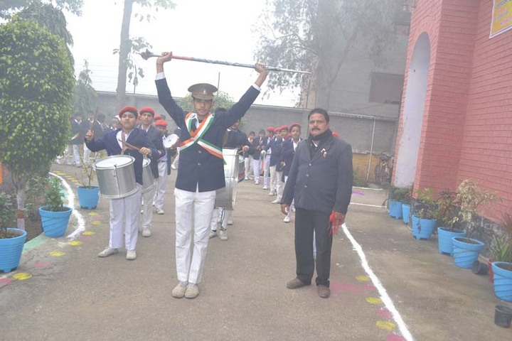 Keshav Madhav Saraswati Vidhya Mandir-Republic Day Celebrations